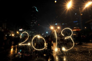 INDONESIA-JAKARTA-NEW YEAR